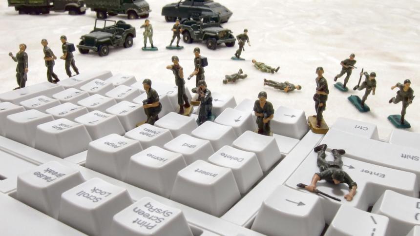 Mythos Cyberwar Warum Es Keinen Cyberkrieg Geben Wird