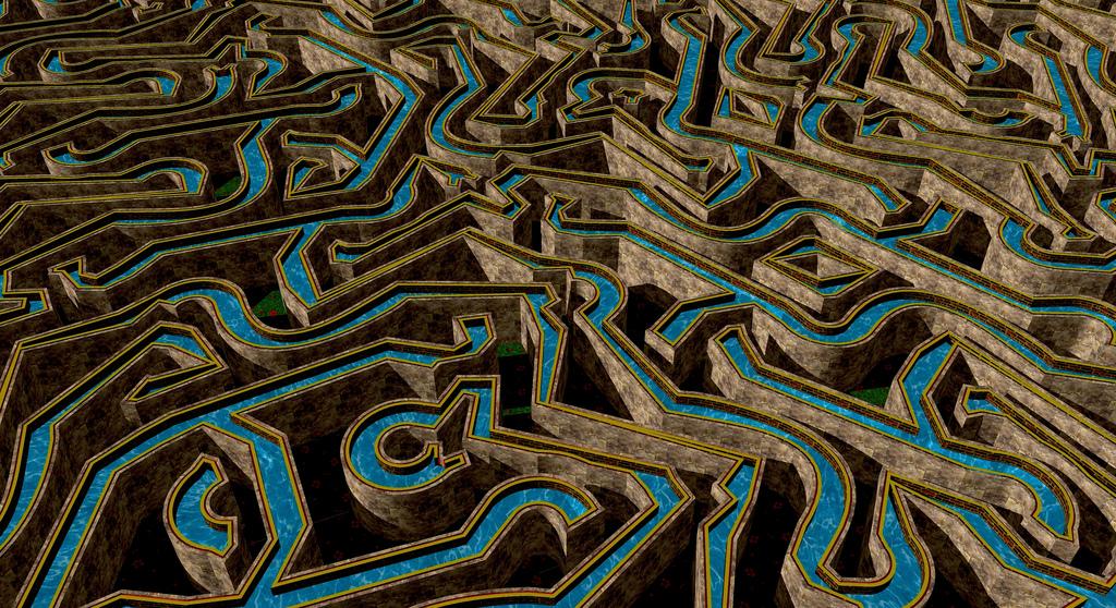labyrinthisch