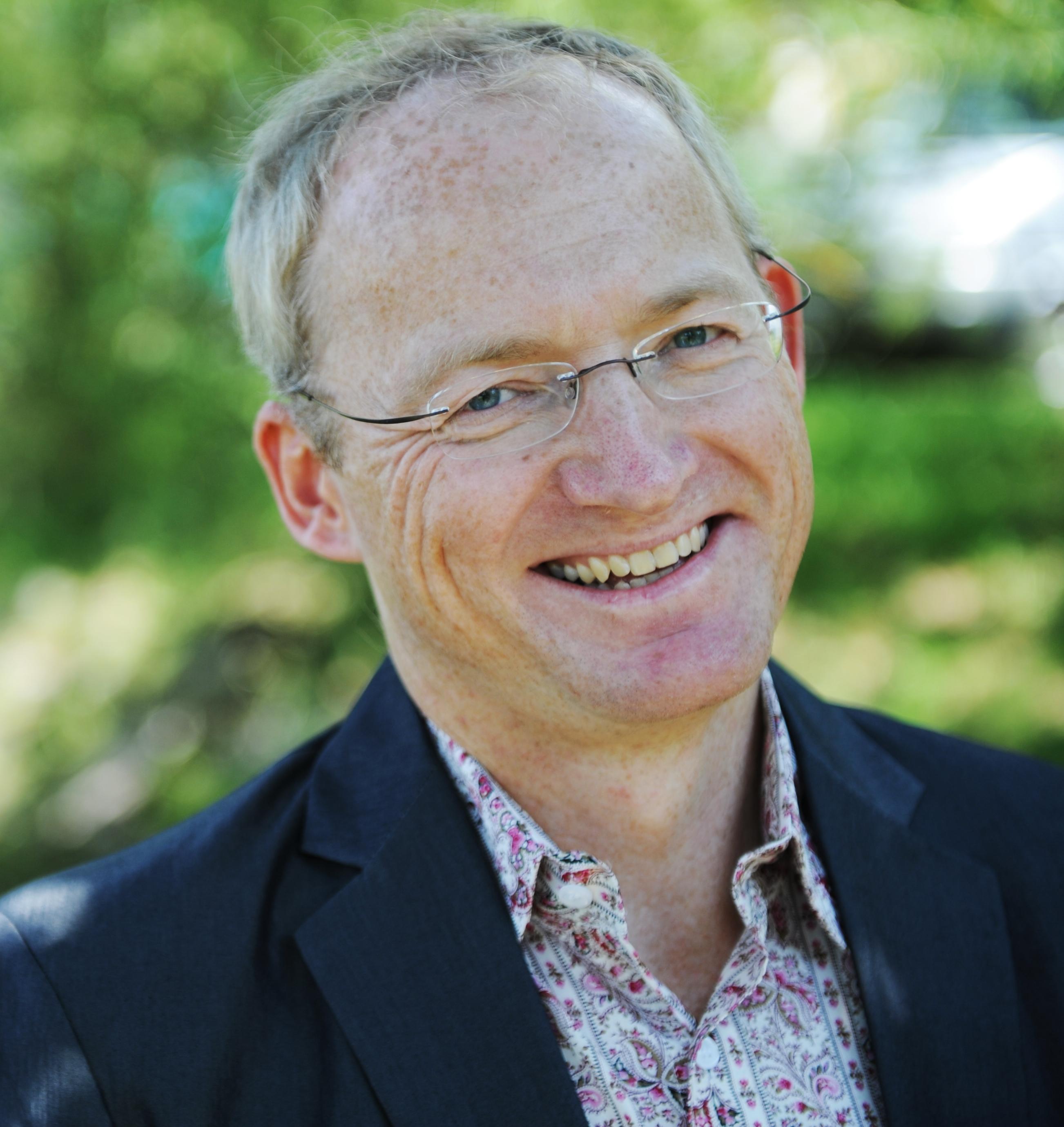 Porträt von KI-Forscher Toby Walsh