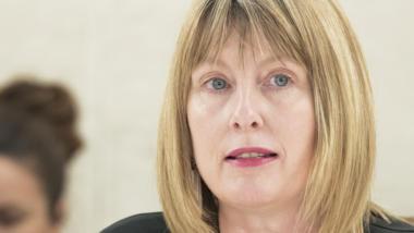 UN-Sonderberichterstatterin Fionnuala Ni Aolain
