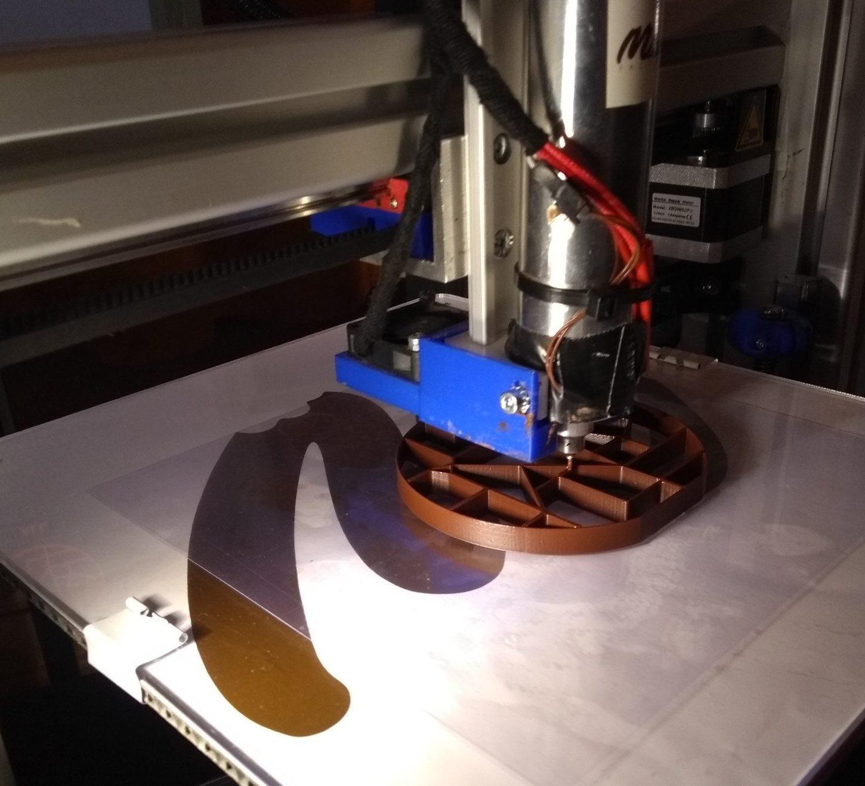 3D-Drucker für Schokolade