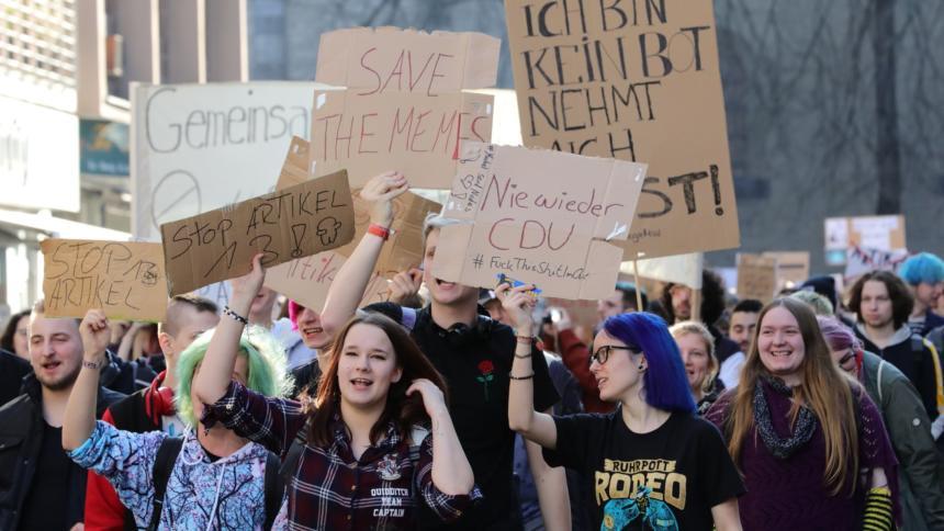 Demo Heute Köln
