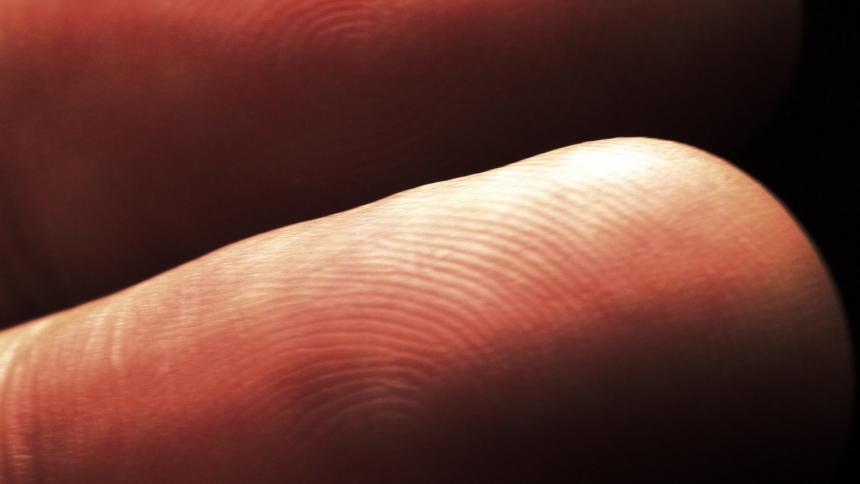 Ein Finger