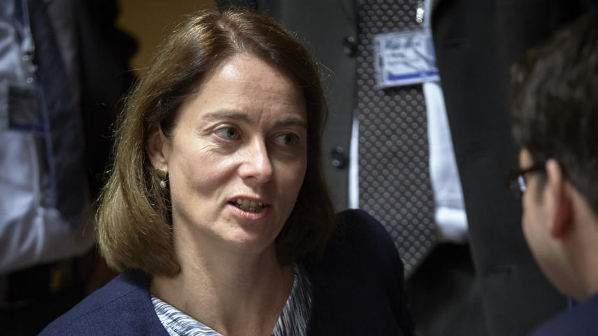 SPD-Kandidatin Katarina Barley