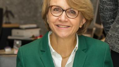 Botschafterin Anne-Marie Descôtes