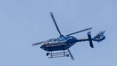 Hubschrauber der Bundespolizei