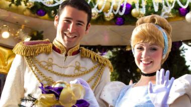 Cinderella mit Prinz