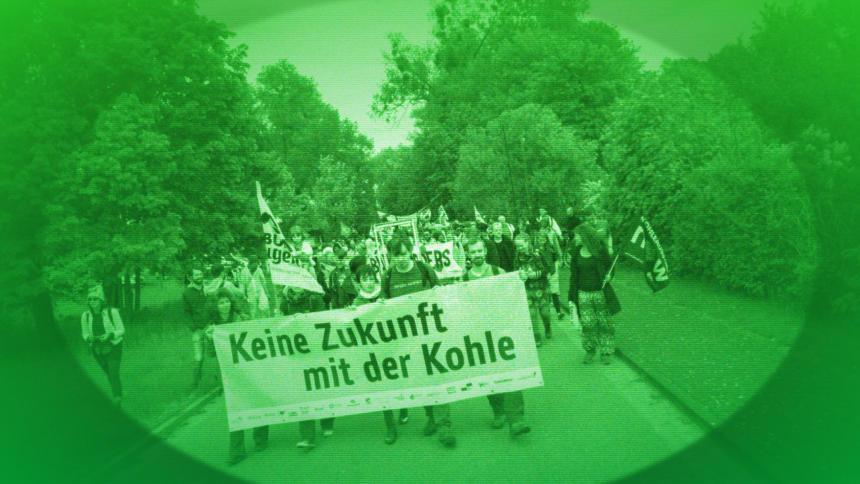 """""""Ende Gelände"""" im Visier"""