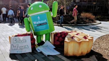 Google, Walkout