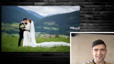Hochzeit Martin Sellner und Brittany Pettibone