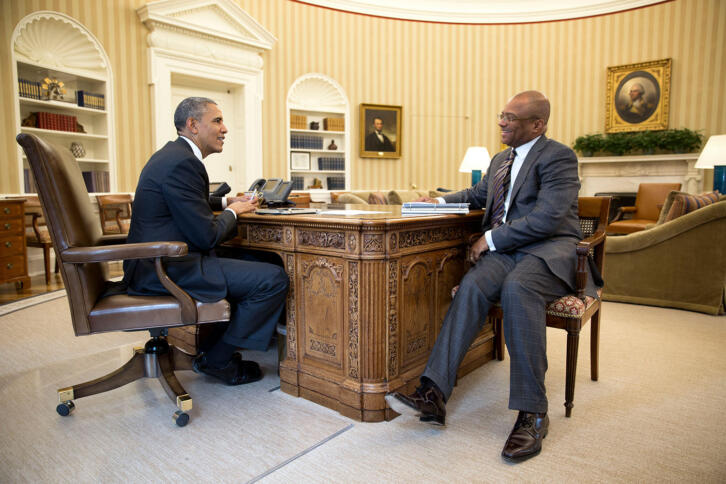 Obama, Oval Office, White House