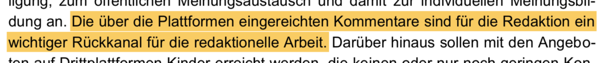 Zitat aus dem Entwurf für ein neues Telemedienkonzept für das ZDF