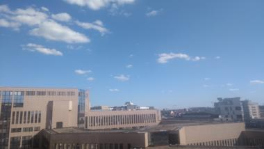 Der Himmel über Brüssel