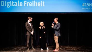 Digitale Freiheit und Markus Beckedahl