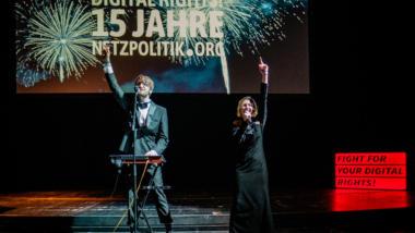 Können auch Gala: Systemabsturz | Digitale Freiheit