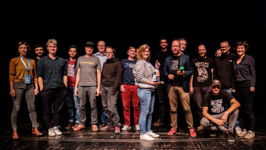 Team-Foto netzpolitik.org