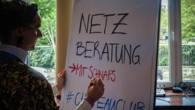 Netzberatung mit dem Chapeau Club