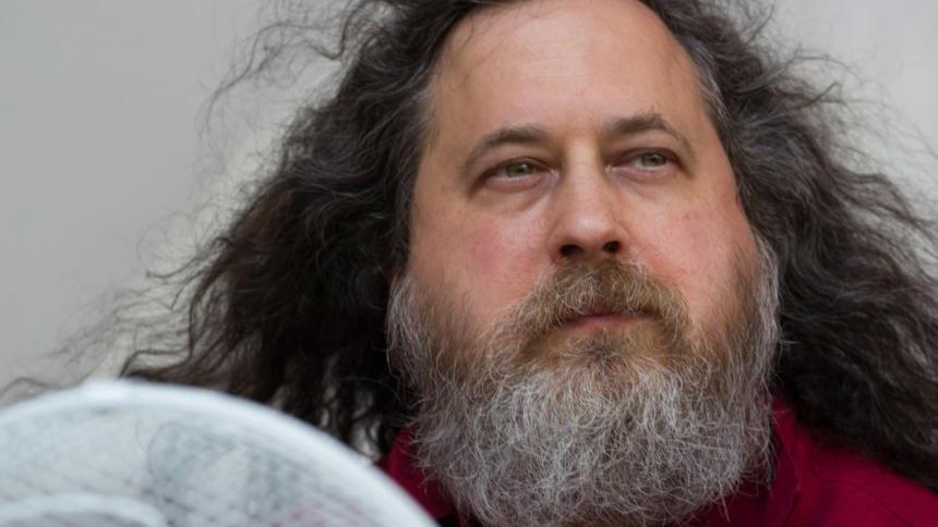Richard Stallman tritt beim MIT und bei der Free Software Foundation zurück