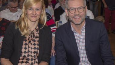 SPD-Kandidat:innen-Team Kampmann und Roth