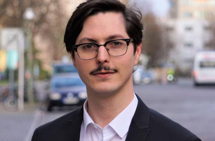 Miro Dittrich ist Leiter des Projekts De:hate bei der Amadeu-Antonio-Stiftung.