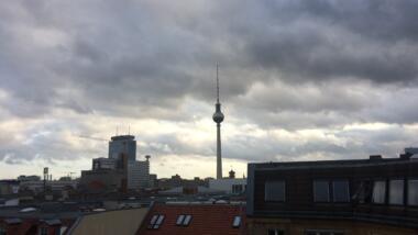Fernsehturm Berlihin