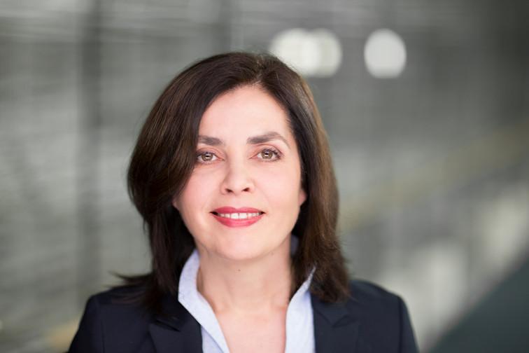 Porträtfoto von Friederike Haedecke