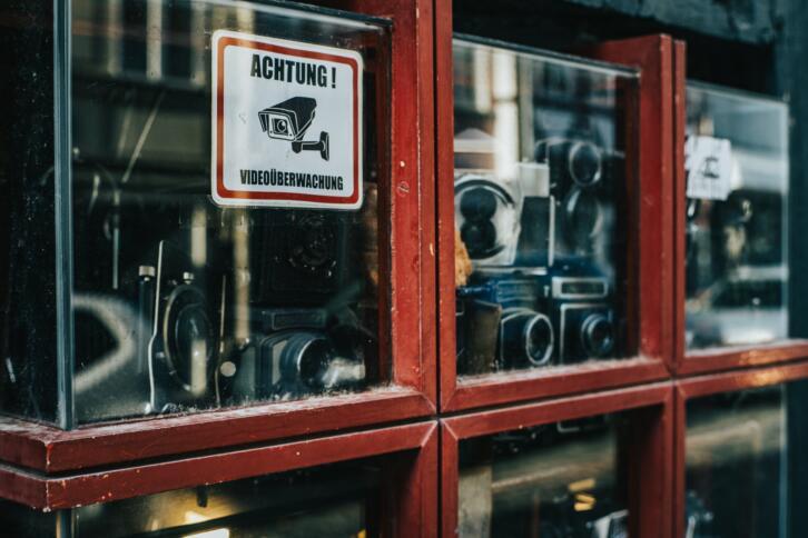 Das Geschäft mit der Videoüberwachung
