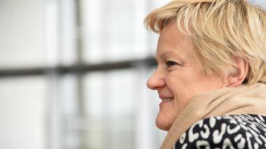 Renate Künast im Profil