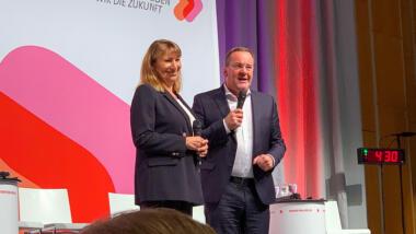 SPD-Kandidat:innen-Team Köpping und Pistorius