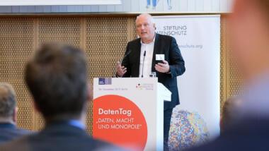 Ullrich Kelber ist der Bundesbeauftragte für den Datenschutz und die Informationsfreiheit