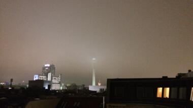 Kein Fernsehturm in Berlin