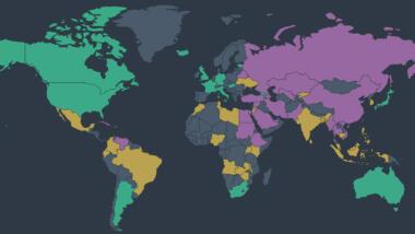 Weltkate der Internetfreiheit