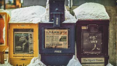 Wenn freie Medien berücksichtig würden, müsste eigentlich vom trialen System gesprochen werden