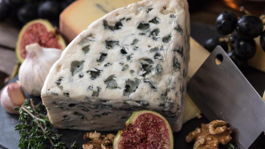 Blauschimmel-Käse