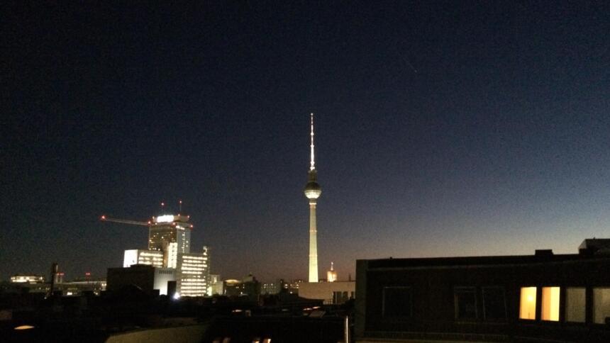 Televisionsverteilanlage Berlin