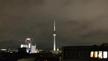 Rundfunkwellenausschütter Berlin