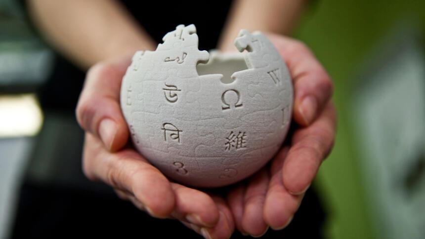 Die freie Enzyklopädie Wikipedia