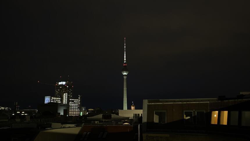 Funk- und Fernsehturm Berlin