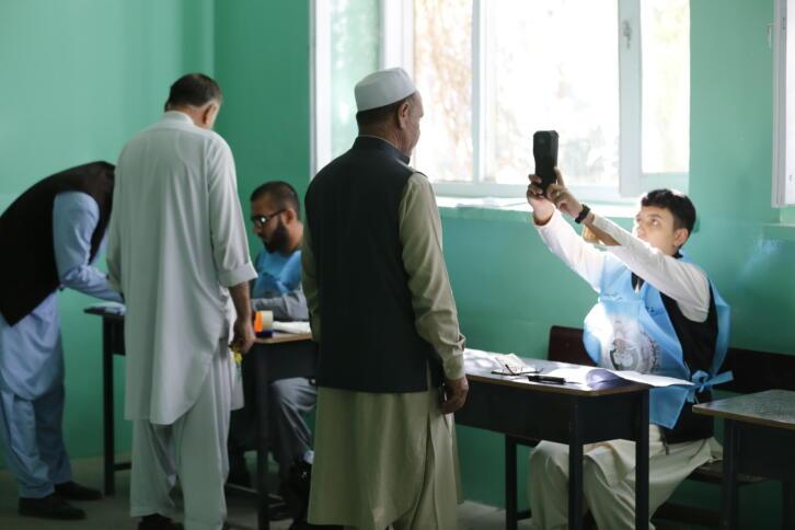 Wahlen in Afghanistan