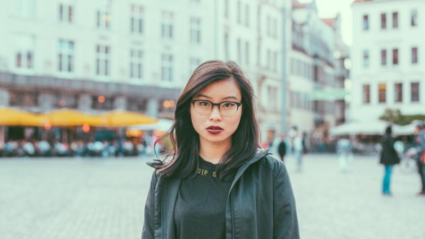 Portrait von Nhi Le