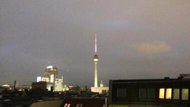 """Berlinturm """"Fernsehen"""""""