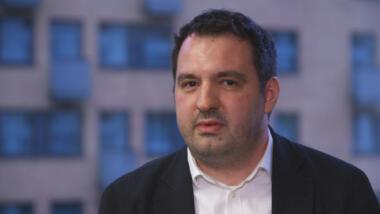 Aldor Nini, Geschäftsführer von Acromax Media
