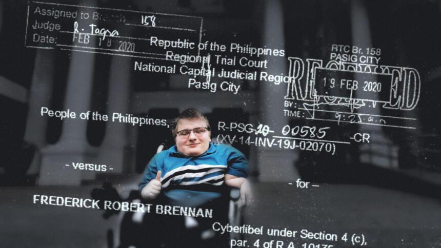 Fredrick Brennan