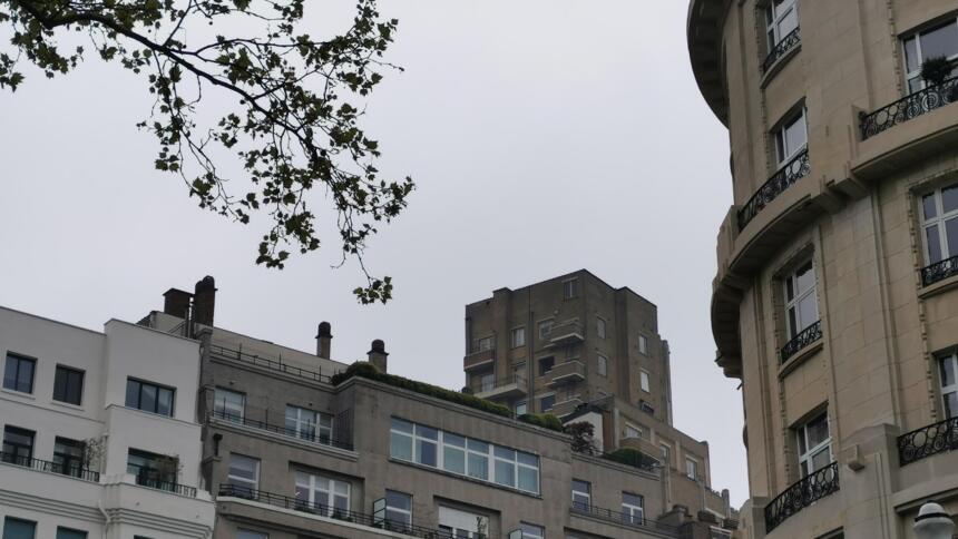 Brüsseler Architektur