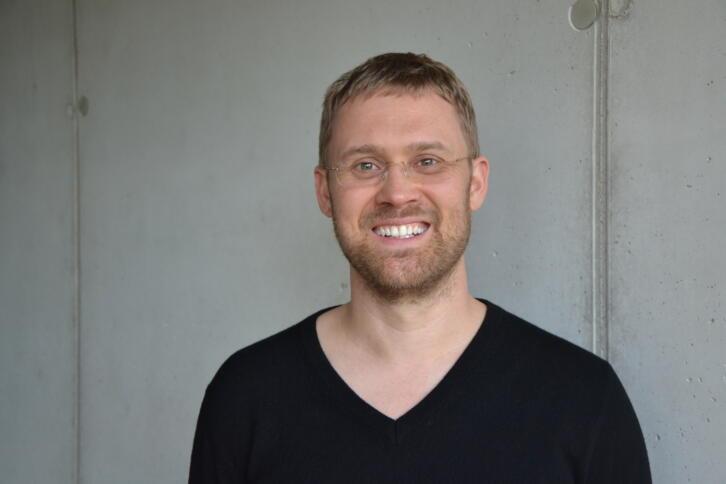 Steffen Haschler ist Lehrer und engagiert sich ehrenamtlich bei Chaos macht Schule.
