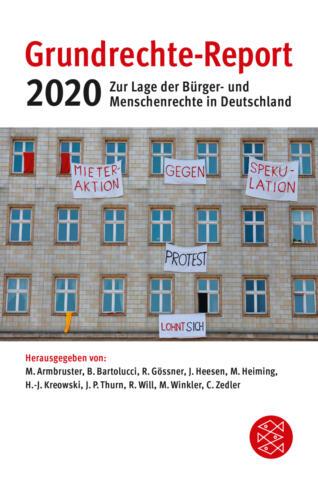 Cover: Grundrechte-Report 2020