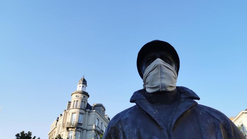 Maskenball der Denkmäler