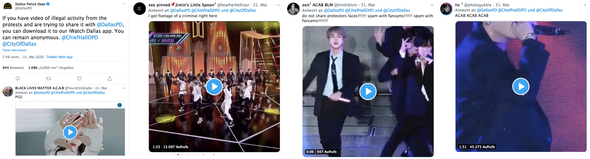 Collective Action K Pop Stans Are Boosting Us Protests Against