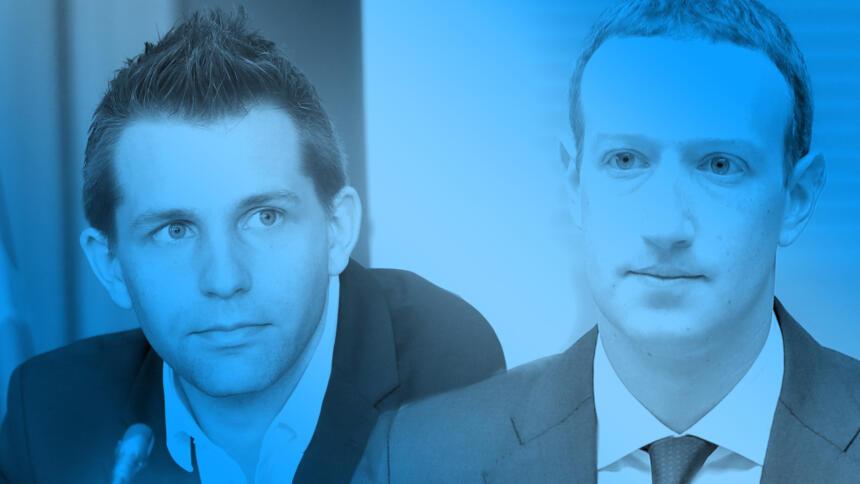 Schrems und Zuckerberg