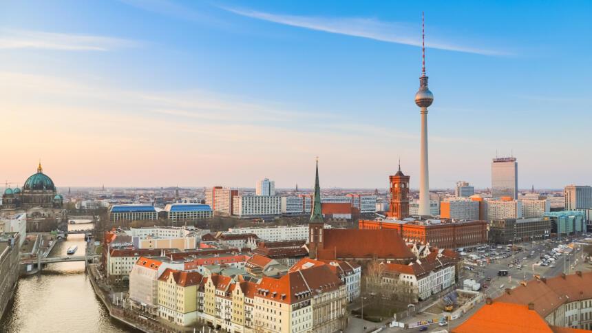 """Berliner """"Skyline"""""""